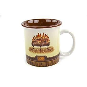 Fireplace Mug