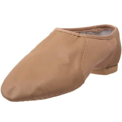 Bloch Dance Neo Flex Slip-On (Toddler/Little Kid),Tan,12 X US Little Kid