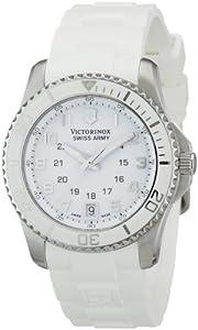 Victorinox Damen-Armbanduhr XS Classic Analog Kautschuk 241492