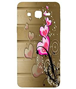 Samsung Galaxy On5 Pro Printed Back Cover