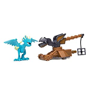 Amazon.com: DreamWorks Dragons, How to Train Your Dragon 2 Battle Pack