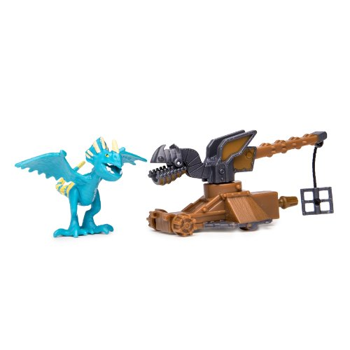 DreamWorks Dragons, How to Train Your Dragon 2 Battle Pack - Nadder vs Nadder Nabber