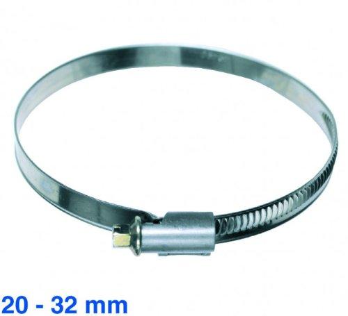 Schlauchschelle 20-32mmØ, passend zu Geräten von:Bauknecht Philips Quelle