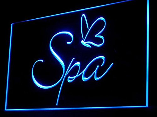 C B Signs Beauty Care Spa Led Sign Neon Light Sign Display