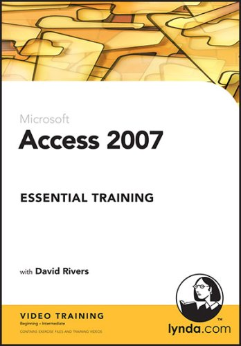 Access 2007 Essential Training (PC CD)