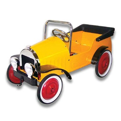 Great Gizmos - Classic Pedal Car Harry