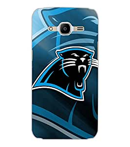 SAMSUNG GALAXY J2 2016 PANTHER Back Cover by PRINTSWAG