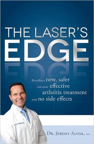 The Laser's Edge: Revealing a new, safer and more effective arthritis treatment with no side effects