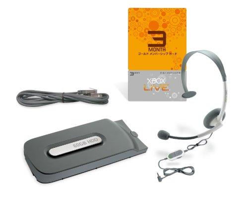 Xbox 360 ハードディスク(60GB) LIVEパック
