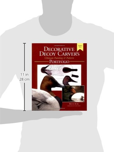 Decorative Decoy Carvers Ultimate Painting & Pattern Portfolio, Series Two: Series 2