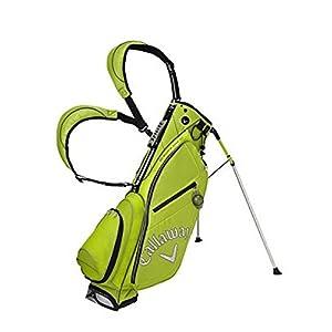 Callaway Golf Hyper-Lite 3.0 Stand Bag, Hyper Green