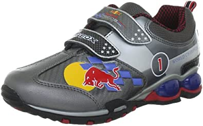 geox jr fighter red bull j24k6b000cec4002 jungen sneaker. Black Bedroom Furniture Sets. Home Design Ideas