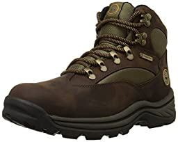 Timberland Men\'s 15130 Chocurua Trail GTX Boot,Brown/Green,14 W