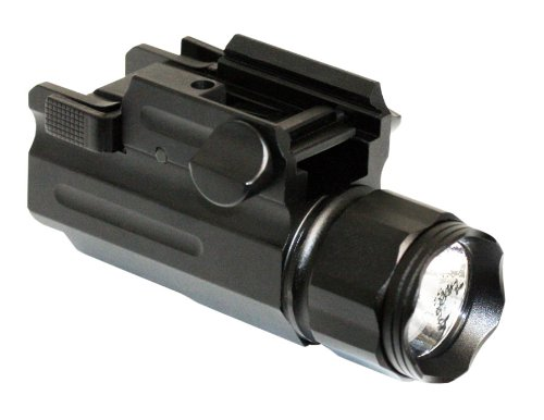 Aim Sports Flashlight with Qrl Color Filtered Lenses