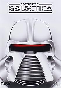 Battlestar Galactica, la bataille de l'espace : La Saison complète - Coffret 7 DVD