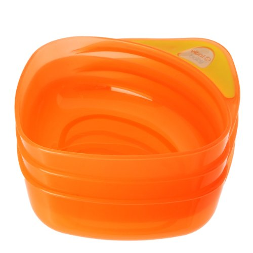 Imagen 1 de Vital Baby - Boles infantiles (3 unidades), color naranja
