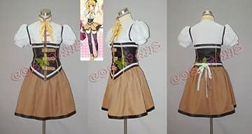 cos486魔法少女まどか☆マギカ 巴マミ原作コスプレ衣装(男性XL)送料無料