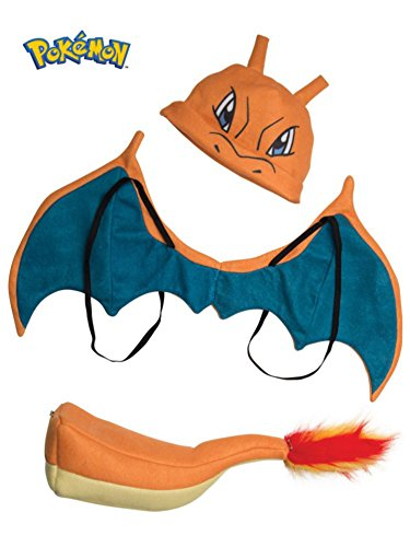 Pokemon Charizard Child Costume Kit from Rubie s Costume