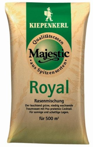 Rasensaat ' Majestic Royal ' 10 kg von Kiepenkerl