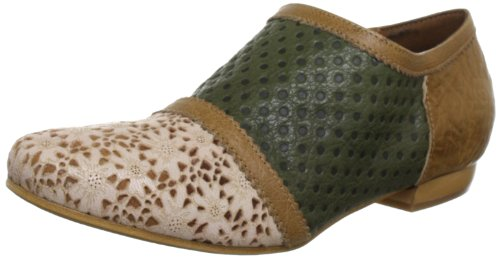 Latitude femme FORMA 50 Slipper Women multi-coloured Mehrfarbig (beige/cuoio/salvia) Size: 5 (38 EU)