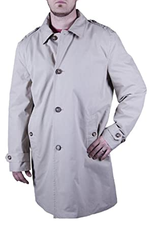 Buy Kenneth Cole Reaction Mens Trench Coat Jacket