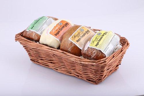 Vegan Bread Basket Bread Basket Cakes