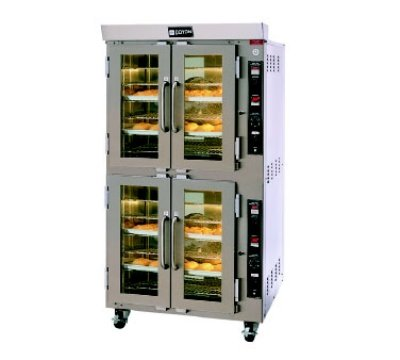 Doyon Ja12Sl Double Full Size Electric Convection Oven - 208V/3Ph, Each