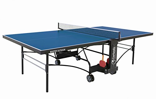 GARLANDO Master Outdoor Tavolo Ping Pong ND