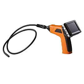 Wireless Waterproof Snake Recordabl Plumbing Sewer Inspection Camera with 3.5