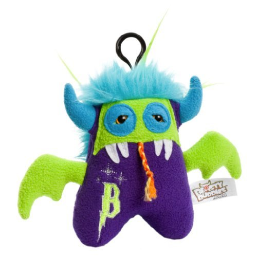 Beasty Buddies Bumblezor 6-inch Plush Monster