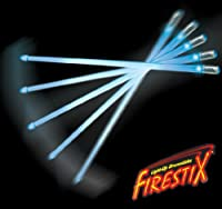 Firestix Drumsticks, Blue from FireStix