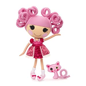 MGA Lalaloopsy Silly Hair Doll Jewel Sparkles