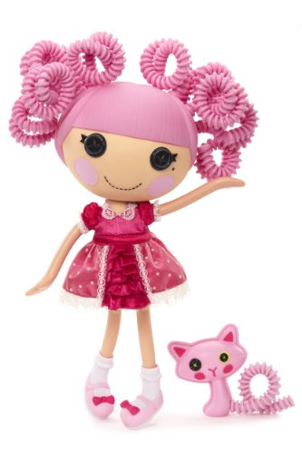 Lalaloopsy Silly Hair Doll, Jewel Sparkles