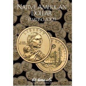 Collector's Album: Sacagawea Dollars 3 Book Set