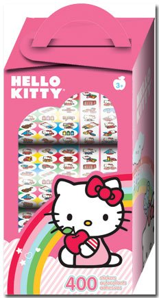 Hello Kitty Tote Stickers - 1