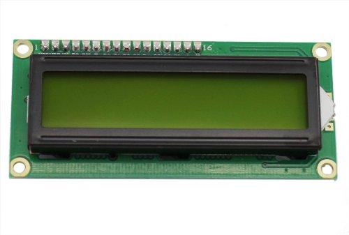 Ventisonic® Iic/I2C/Twi 1602 Serial Lcd Module Display Yellow Screen For Arduino
