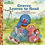 GROVER LEARNS TO READ (Sesame Street Start-to-Read)