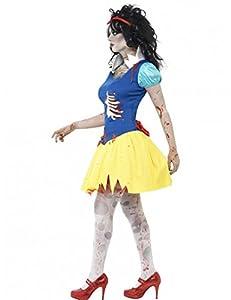 Smiffy's Adult Zombie Snow Fright Costume