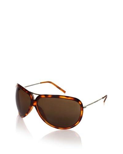 Giorgio Armani Women's 623/S01A Sunglasses, Light Havana