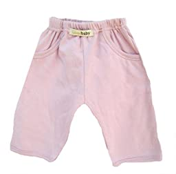 L\'ovedbaby Signature Pants, Pink 3-6 Months