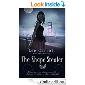 The Shape Stealer (Black Swan Rising Trilogy 3)