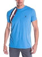 Giorgio Di Mare Camiseta Manga Corta (Azul)