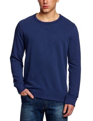 Cottonfield Ruepen Men's Top Sweatshirt Sailor Blue Small