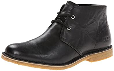 UGG Men's Leighton Black Boot 7 D (M)