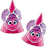 Abby Cadabby Party Hats 8ct