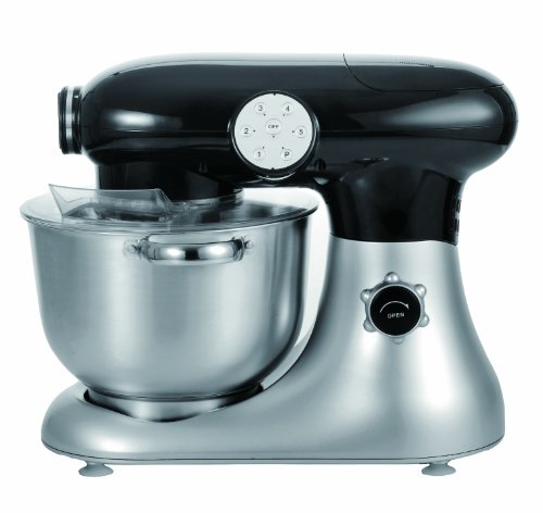 Fantastic Deal! EuroPrep EP700 7-Quart 6 Speed Stand Mixer, Planetery Action with Stainless Steel Bo...