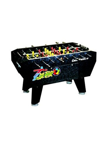 Great American Action Foosball Table 1 Man Goalie