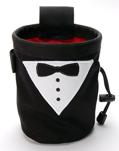 Pure Grit Tuxedo Celebration Chalk Bag (Made