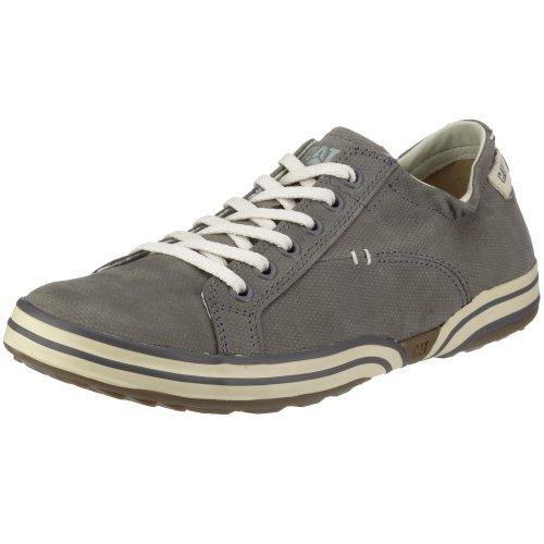 Cat Footwear Men's Delray Trainer Medium Charcoal P712292 8 UK