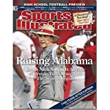 img - for Sports Illustrated-August 27, 2007 issue-Coach Nick Saban-University of Alabama book / textbook / text book